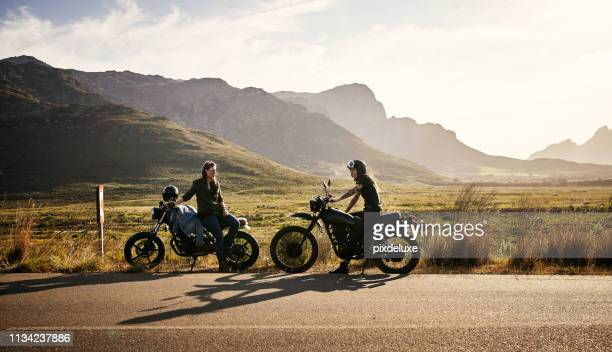 making sure to take plenty of breaks along the way - motorcycle stock pictures, royalty-free photos & images