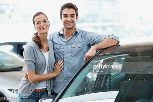 Making the important choice of a vehicle purchase together