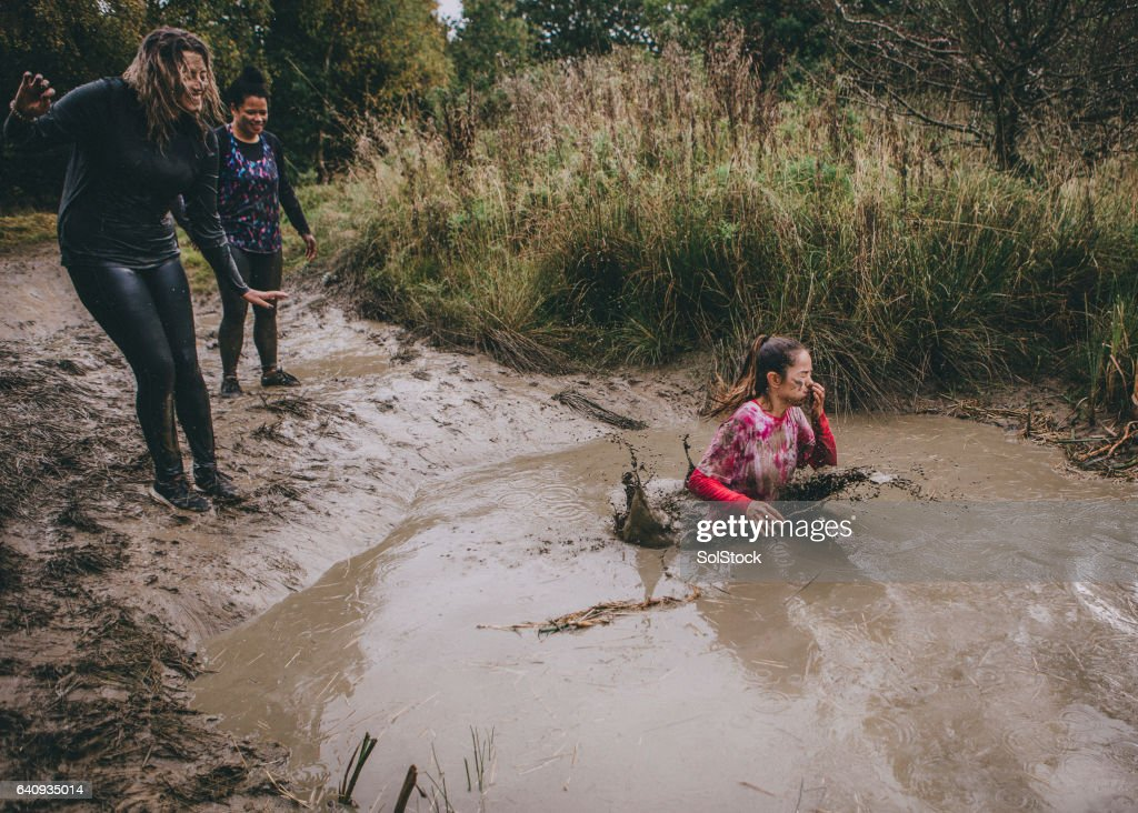 Making The Jump : Stock Photo