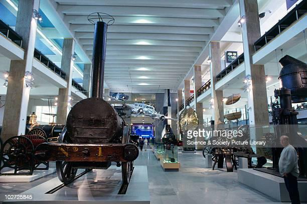 'Making the Modern World' Science Museum London 2000 'Making the Modern World' Gallery in the Science Museum London June 2000