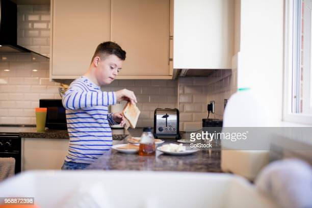 making toast - independence stock pictures, royalty-free photos & images