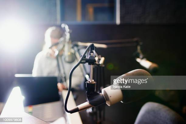 making waves over the airwaves - radio stock pictures, royalty-free photos & images