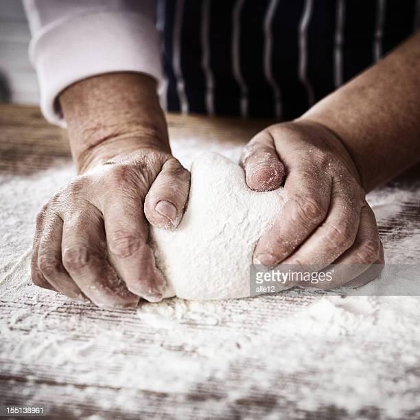 La levure Pâte à pétrir