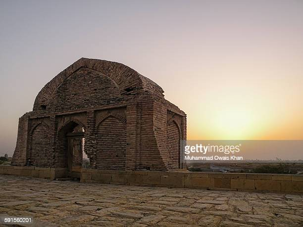 makli hills - sind stock photos and pictures