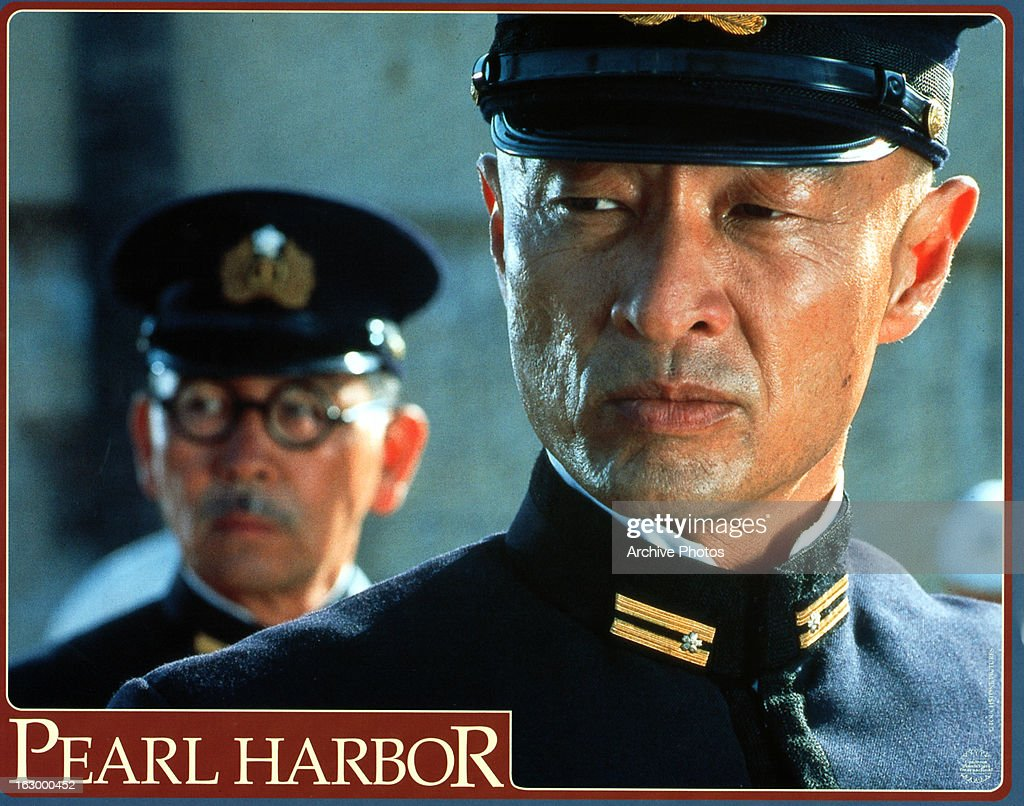 Mako In A Scene From The Film Pearl Harbor 2001 News Photo Getty Images