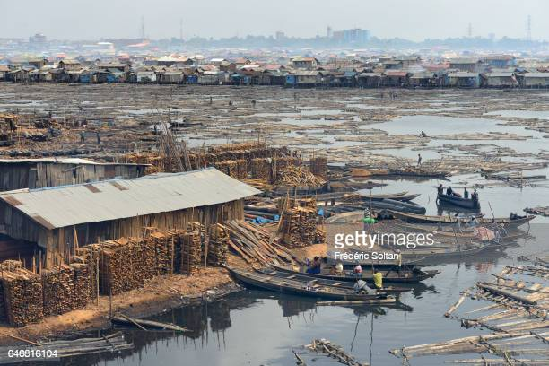 Makoko is a slum neighbourhood located in Lagos The community which initially was founded as a fishing village eventually developed into a slum as a...