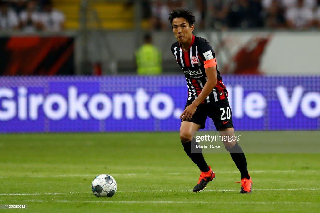 Eintracht Frankfurt v Flora Tallinn – UEFA Europa League Second Qualifying Round: 2nd Leg : ニュース写真