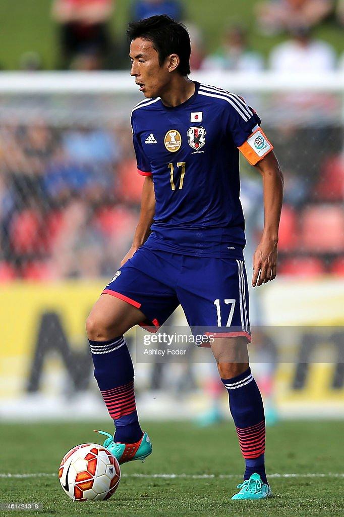 Japan v Palestine - 2015 Asian Cup : News Photo