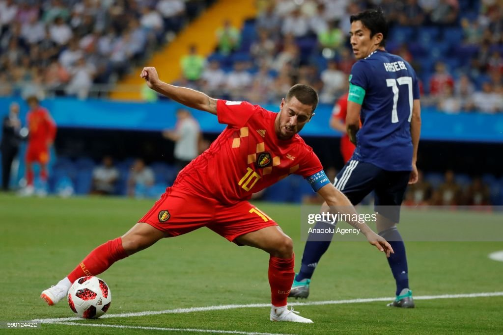Belgium v Japan : Round of 16 - 2018 FIFA World Cup Russia : News Photo
