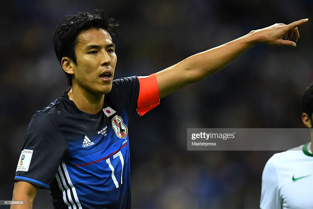 Japan v Saudi Arabia - 2018 FIFA World Cup Qualifier : ニュース写真