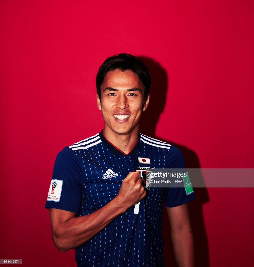 Japan Portraits - 2018 FIFA World Cup Russia