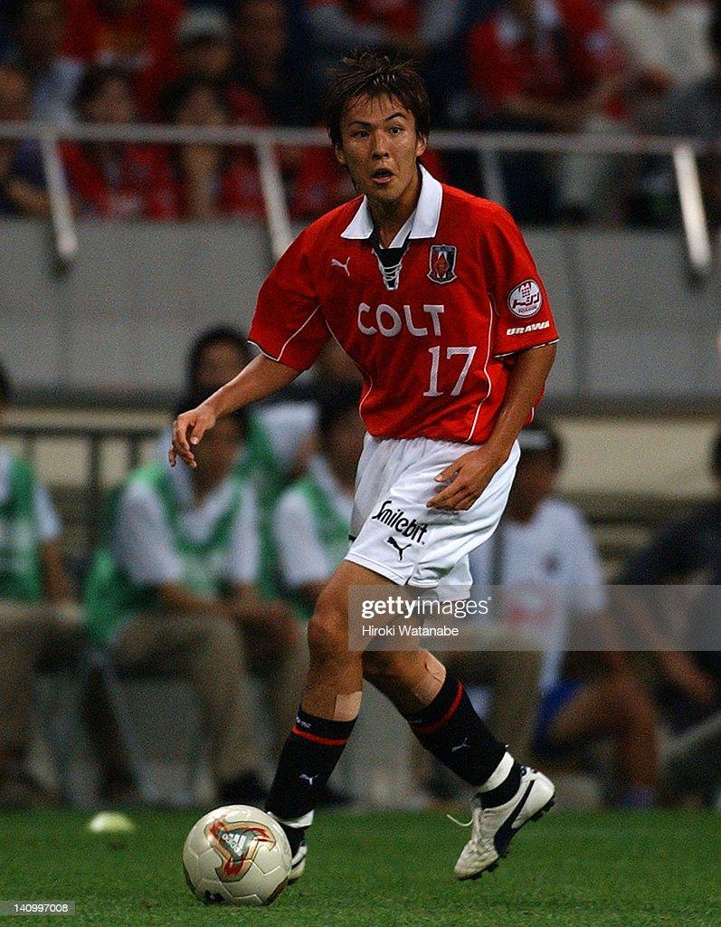 Urawa Red Diamonds v FC Tokyo - J.League 2003 : ニュース写真