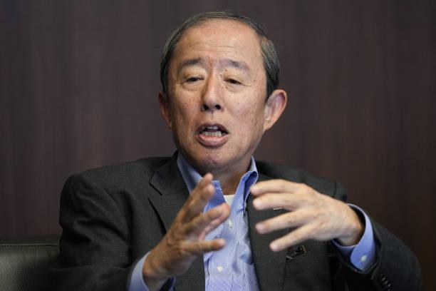 JPN: Orix Corp. CEO Makoto Inoue Interview