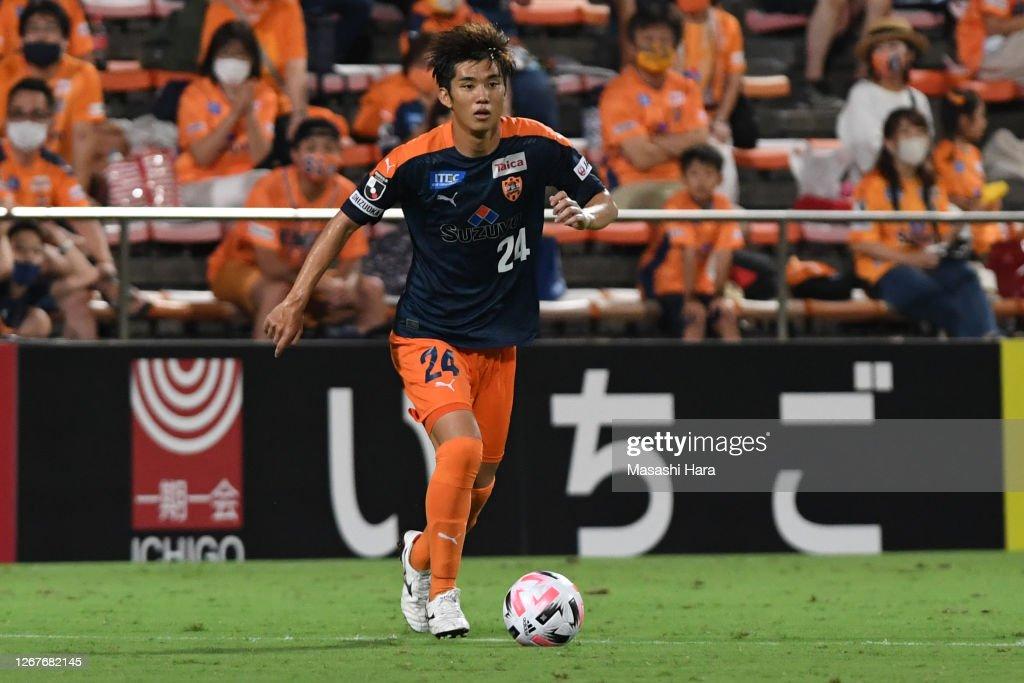 Shimizu S-Pulse v Yokohama FC - J.League Meiji Yasuda J1 : ニュース写真
