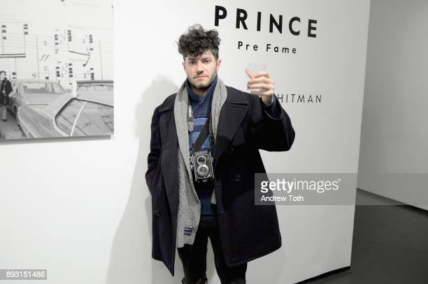 Maksim Axelrod attends Robert Whitman Presents Prince 'Pre Fame' Private Viewing Event Exclusively On Vero on December 14 2017 in New York City