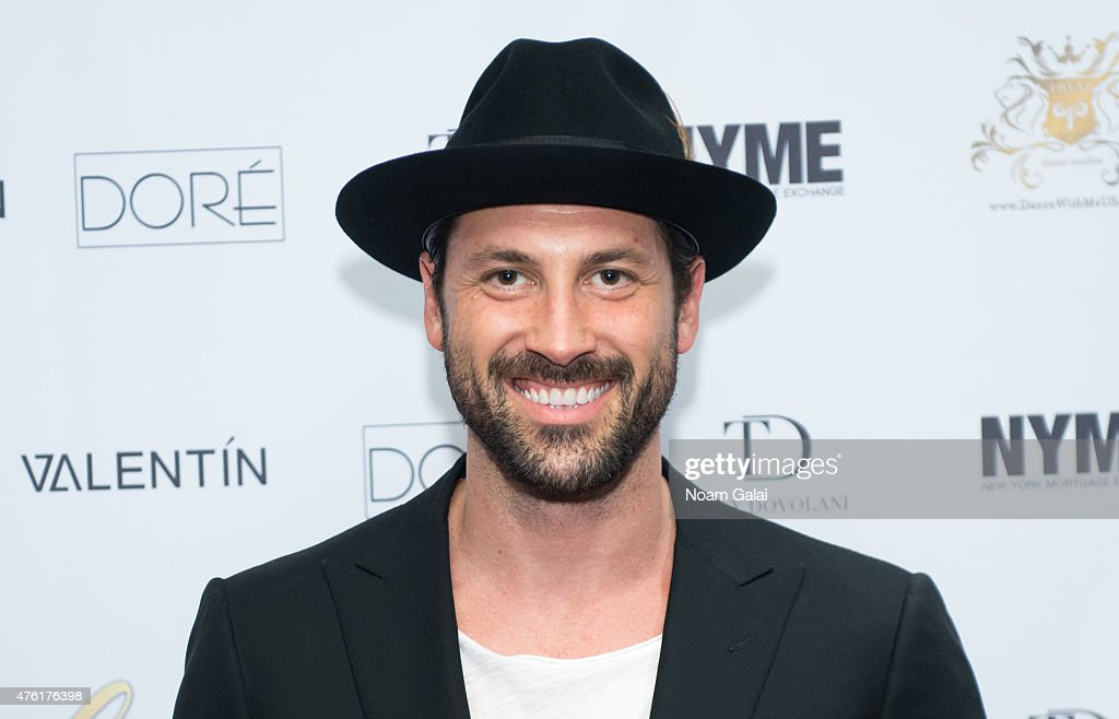 Maksim Chmerkovskiy attends the 'Sway' meet and greet at