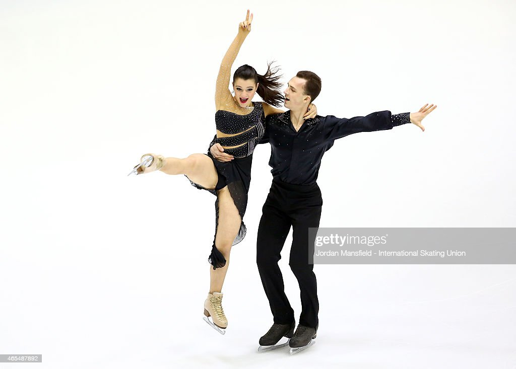 ISU World Junior Figure Skating Championships - Day 4