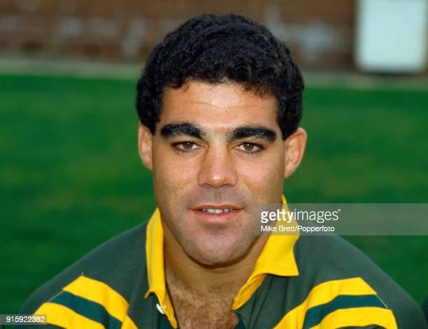 Mal Meninga of Australia rugby league circa 1990