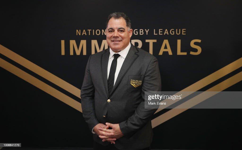 2018 NRL Hall of Fame