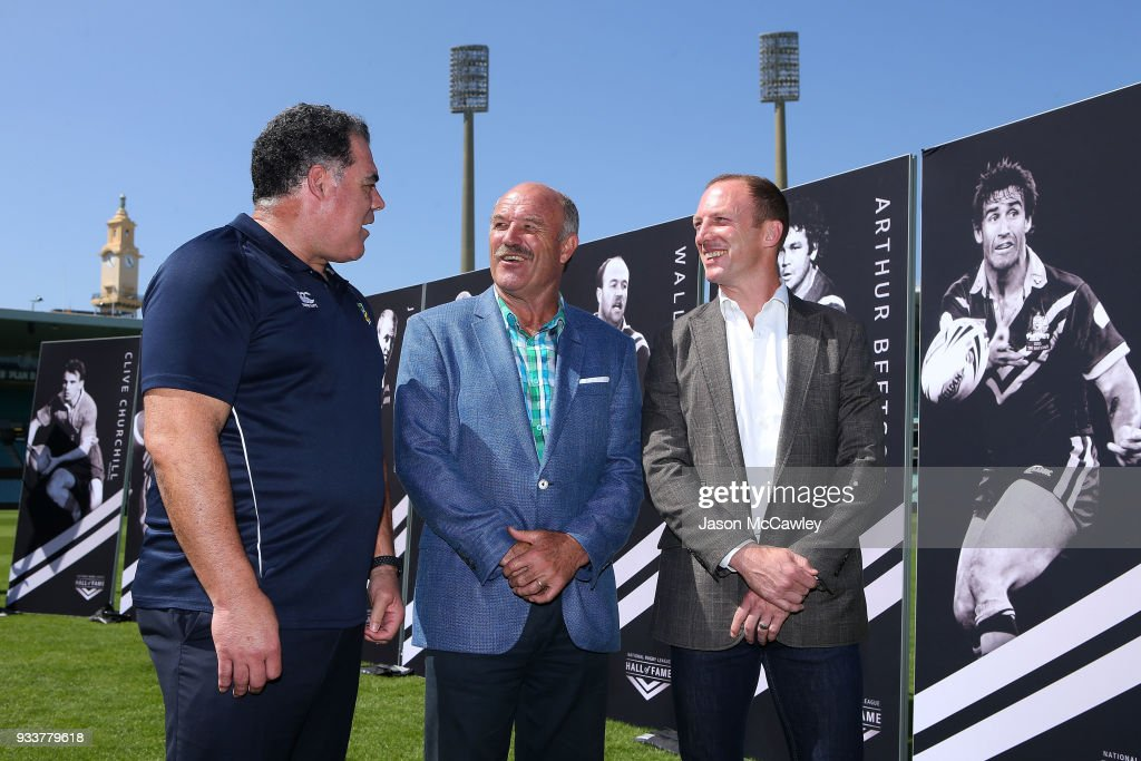 Rugby League Hall of Fame and Immortals Announcement