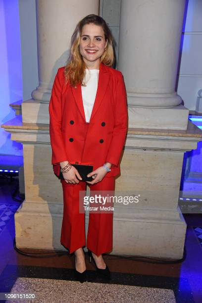 Mala Emde during the Blue Hour Party hosted by ARD during the 69th Berlinale International Film Festival at Haus der Kommunikation on February 8 2019...