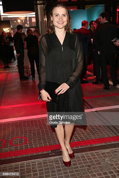 Mala Emde during the New Faces Award Film 2016 at ewerk on May 26 2016 in Berlin Germany