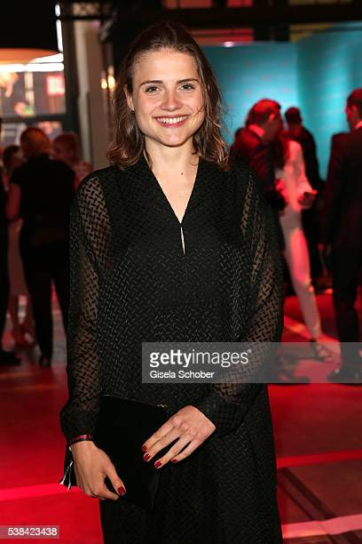 Mala Emde during the New Faces Award Film 2016 at ewerk on May 26, 2016 in Berlin, Germany.