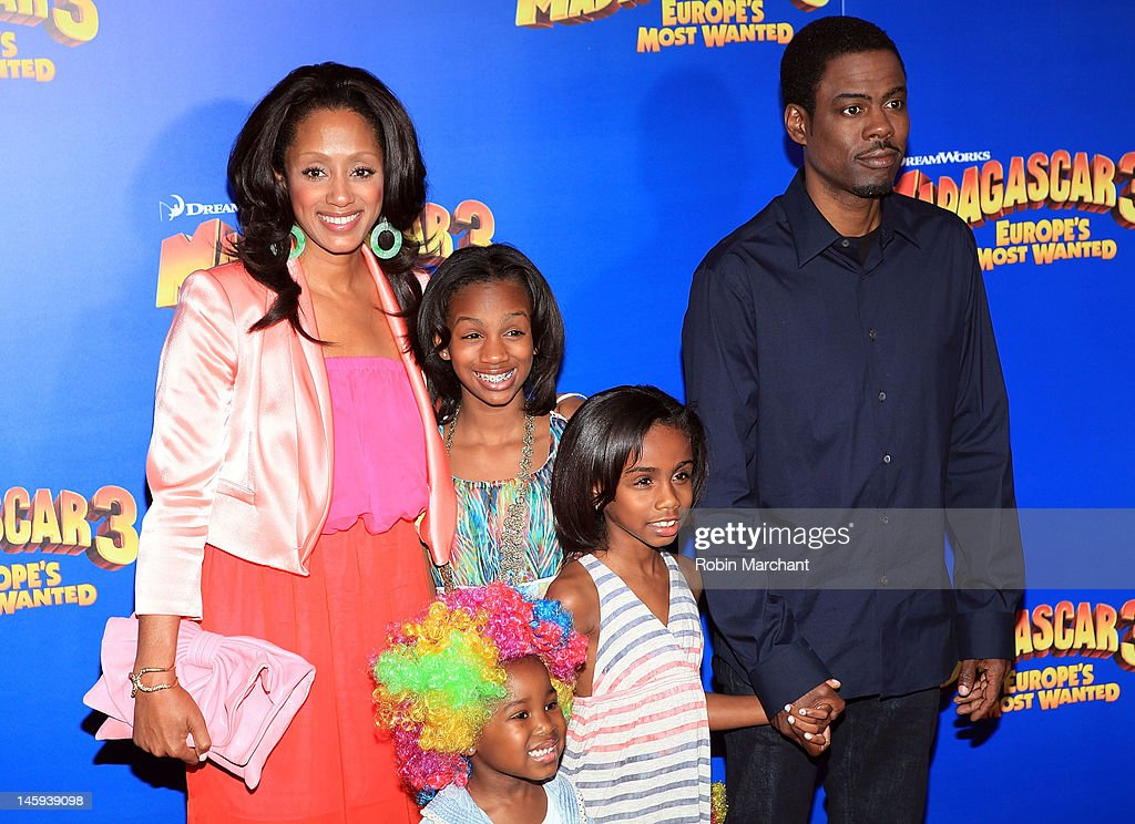 """Madagascar 3: Europe's Most Wanted"" New York Premiere - Outside Arrivals : News Photo"