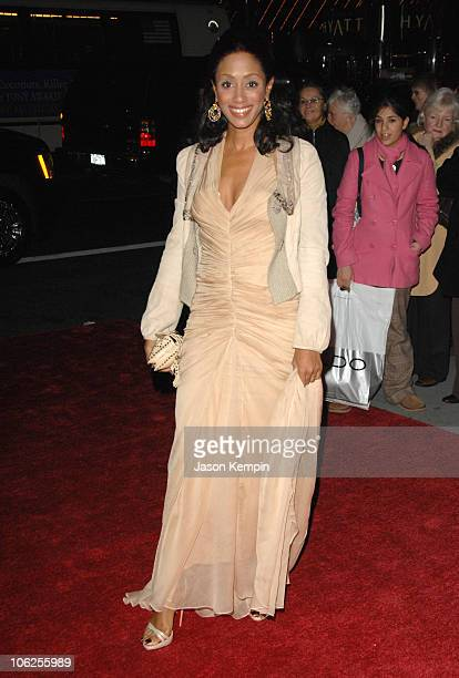 Malaak Rock during The Third Annual UNICEF Snowflake Ball - November 28, 2006 at Cipriani's - 42nd Street in New York City, New York, United States.
