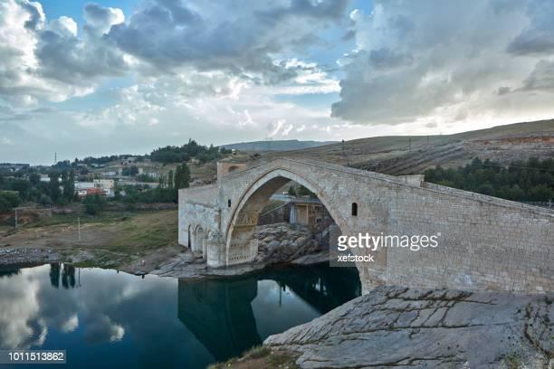 Malabadi bridge. Diyarbakir - Turkey