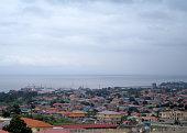 malabo equatorial guinea cityscape port malabo