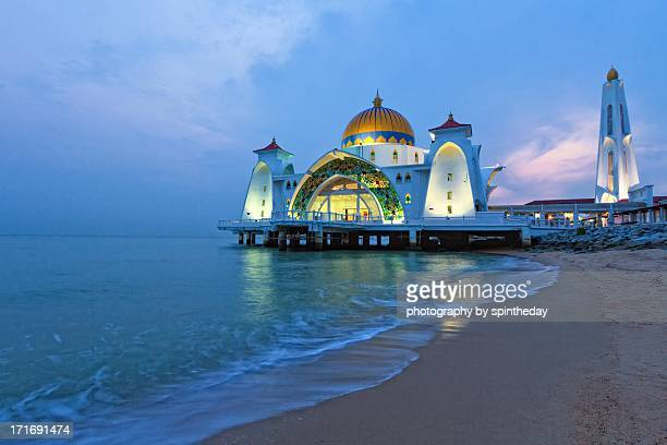 Malacca State Mosque (Masjid Selat Melaka)