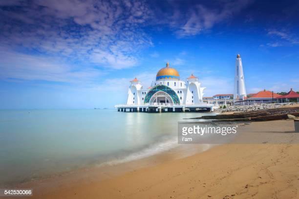 Malacca Straits Mosque ~ Masjid Selat Melaka