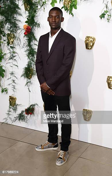 Malachi KIrby attends BAFTA Breakthrough Brits 2016 Unveiling on October 25 2016 in London United Kingdom