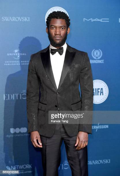 Malachi Kirby attends the British Independent Film Awards held at Old Billingsgate on December 10 2017 in London England