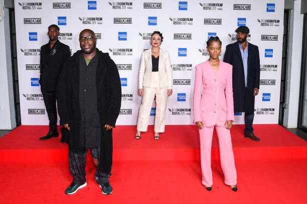 GBR: 'Mangrove' Opening Film & European Premiere - 64th BFI London Film Festival