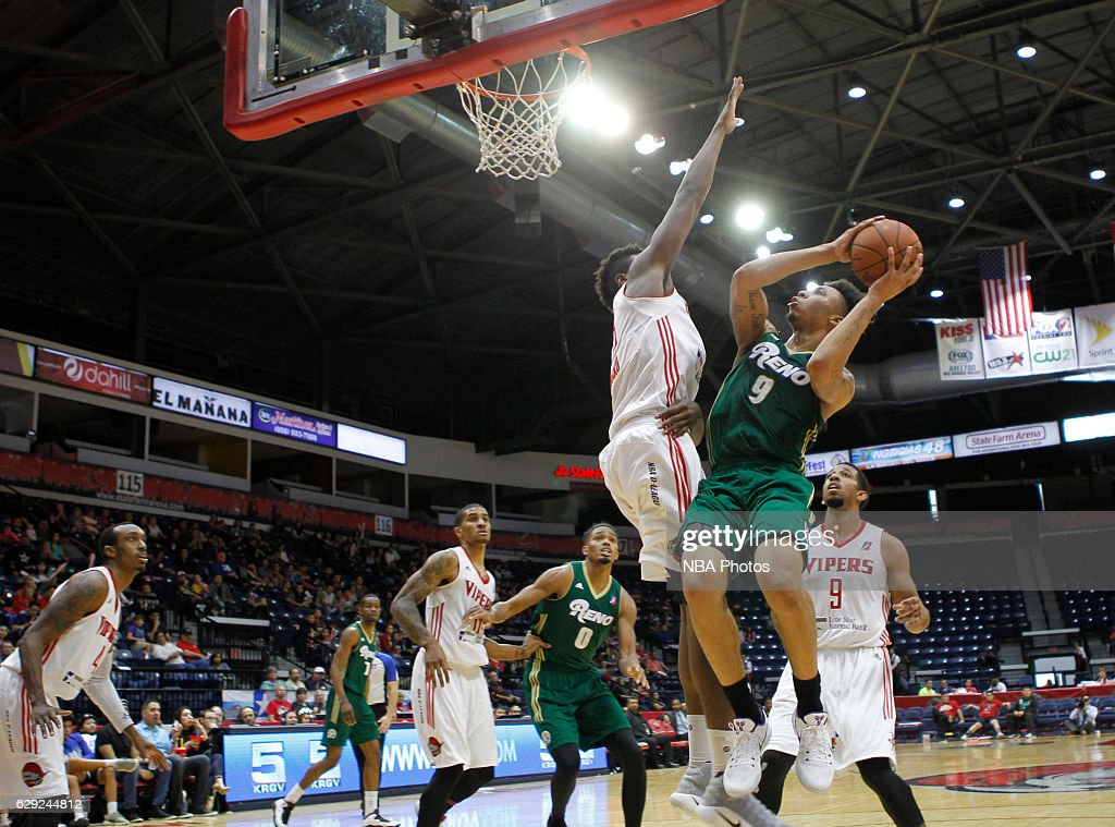 Reno Bighorns v Rio Grande Valley Vipers : News Photo