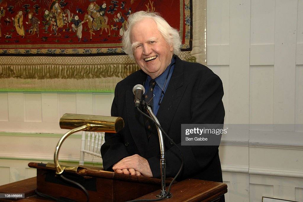 Malachy McCourt attends the Gold Medal of Honor for Lifetime Achievement in Music at The National Arts Club on January 27, 2011 in New York City.