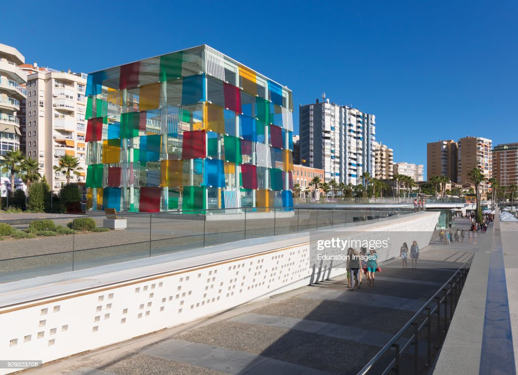 Malaga, Costa del Sol, Spain : News Photo