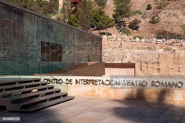 Malaga Roman Theater Interpretative Center