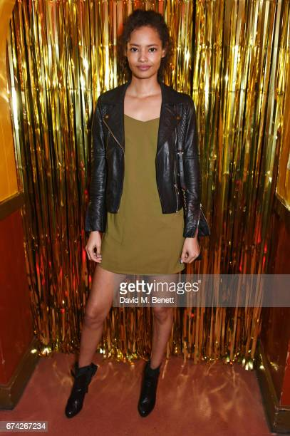 Malaika Firth attends the Gucci and iD party celebrating the Gucci PreFall 2017 campaign at the Mildmay Club in Stoke Newington on April 27 2017 in...