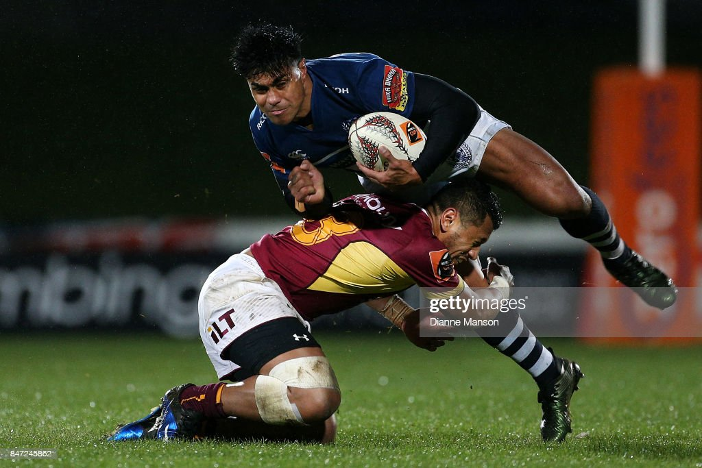 Mitre 10 Cup Rd 5 - Southland v Auckland