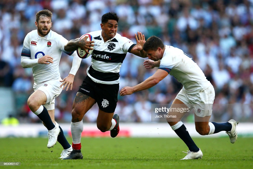 England v Barbarians - Quilter Cup