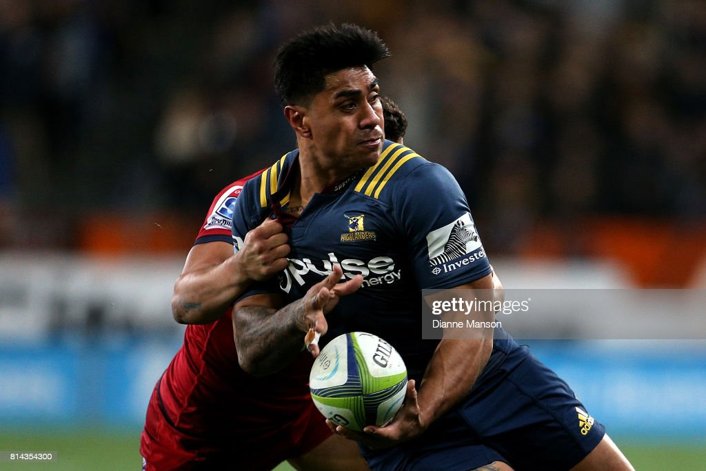 Super Rugby Rd 17 - Highlanders v Reds : News Photo