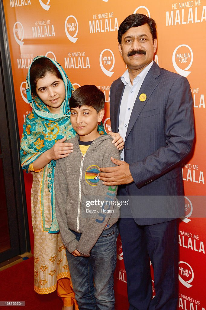 """He Named Me Malala"" - Special Screening - VIP Arrivals"