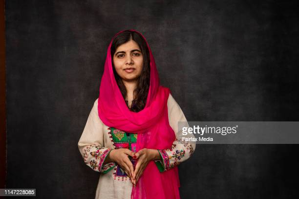 Malala Yousafzai is a Pakistani activist for female education and the youngest Nobel laureate. She is in Sydney for a speaking engagement, December...