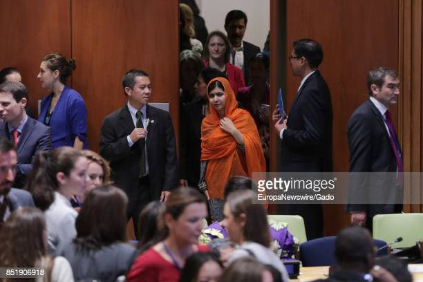 Malala Yousafzai Pictures and Photos - Getty Images