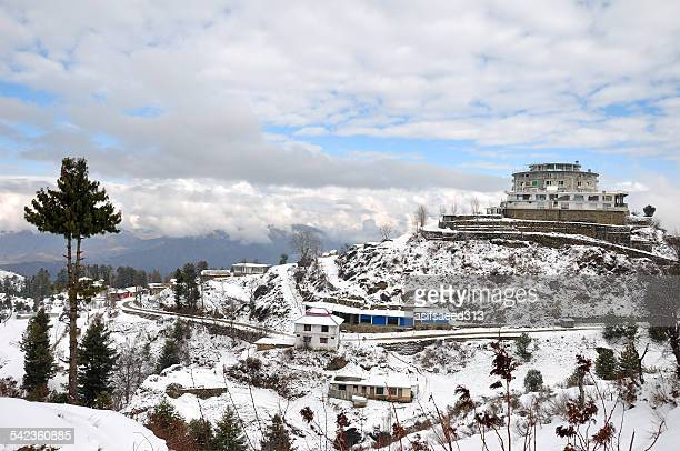 malam jabba - swat valley stock pictures, royalty-free photos & images