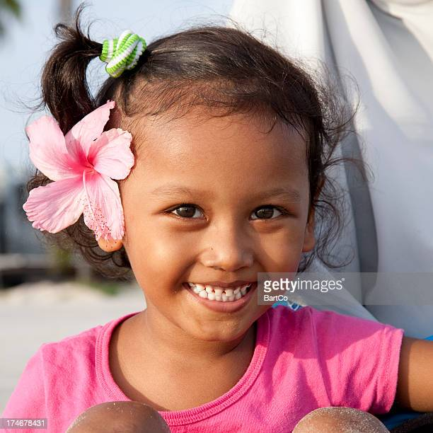 malaysia, at the beach. - malaysia beautiful girl stock photos and pictures