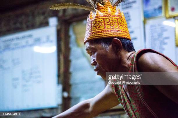 Malaysia: Iban Traditional Dance